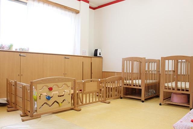 乳児室(0歳児)