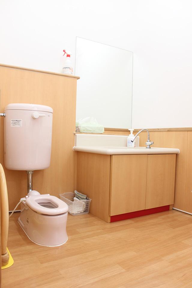 給湯室・沐浴室・トイレ