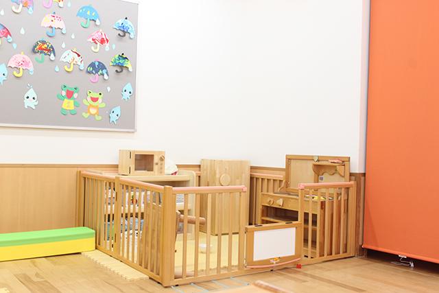 ミント 保育室(2歳児)