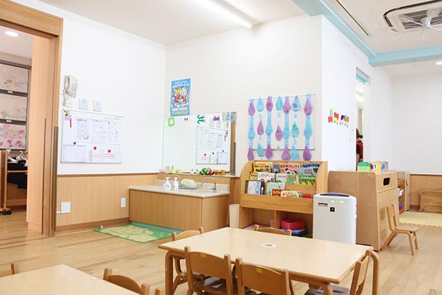 チャイブ 保育室(3才児)