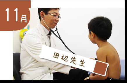 11月:内科検診